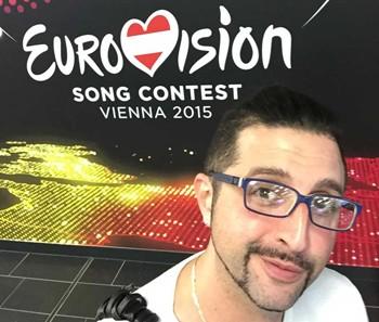 Barry Viniker @ Eurovision